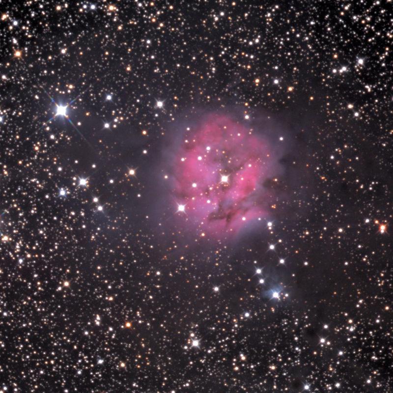 NGC5146 Kokonnebel 800x800 - Emissionsnebel
