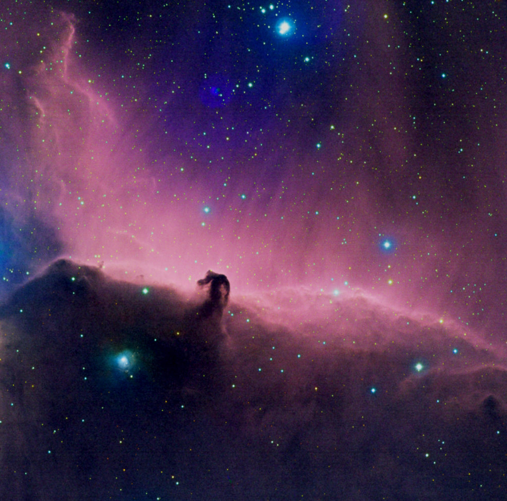 Z Pferdekopfnebel 2 1024x1013 - Pferdekopf-Nebel