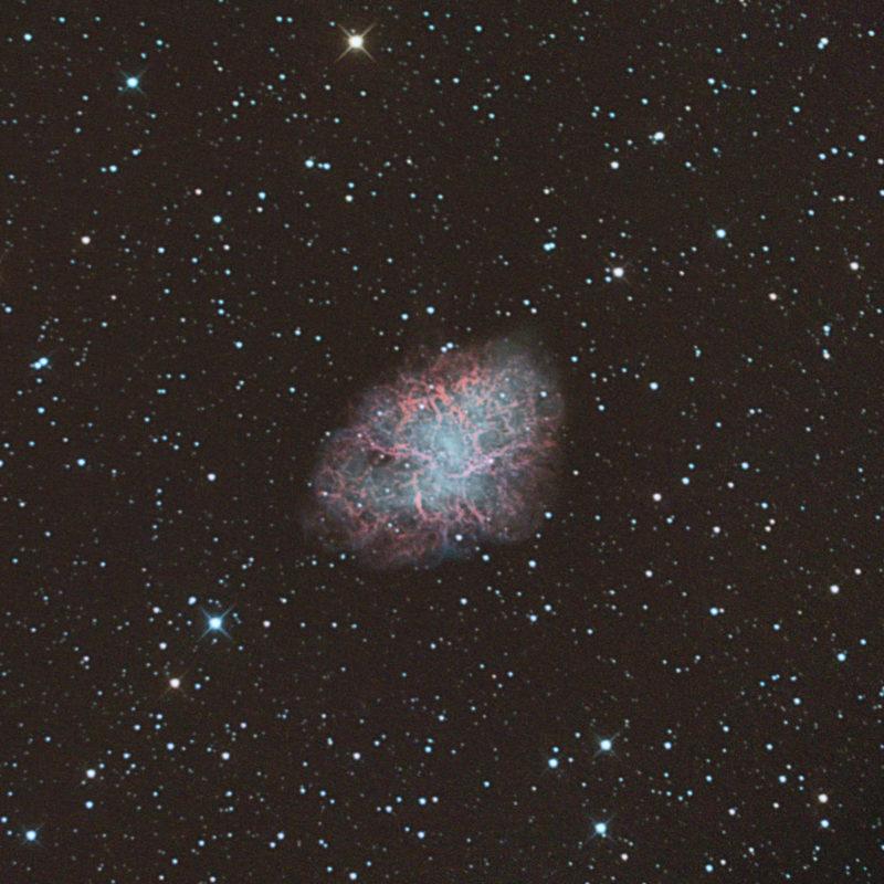 M1 Krebsnebel 800x800 - Supernovaüberrest
