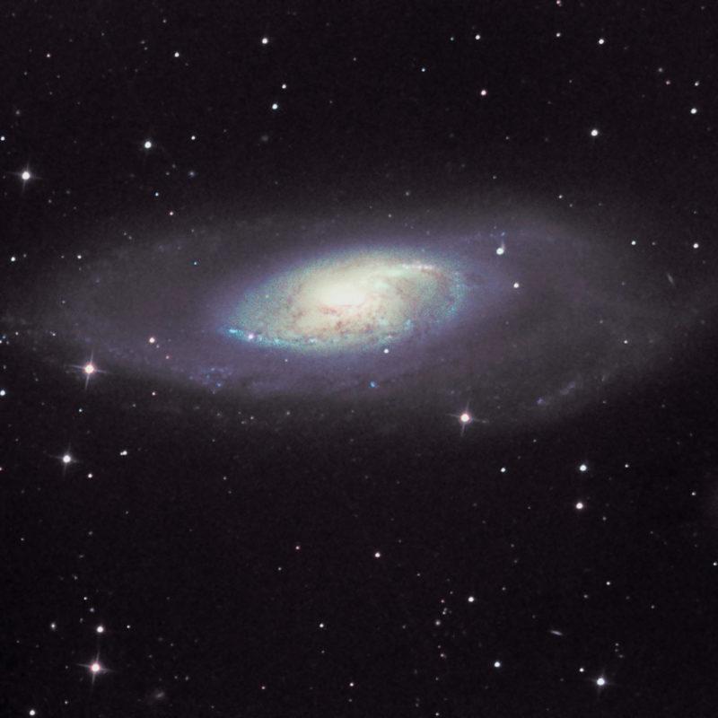 M106 Galaxis neu scaled 800x800 - Galaxien