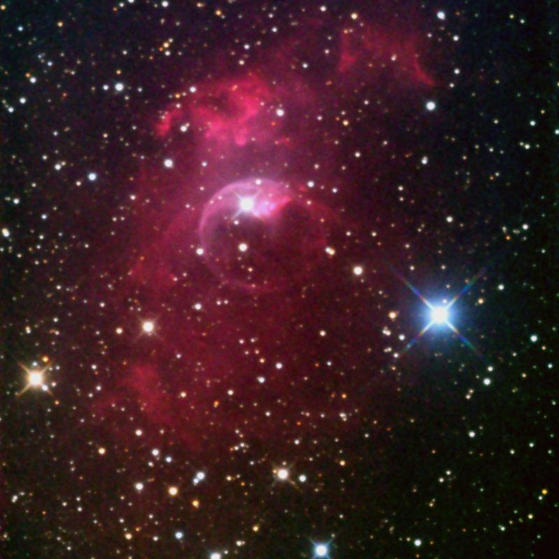 NGC7635 Blasennebel selbst gedreht scaled 800x800 - Emissionsnebel