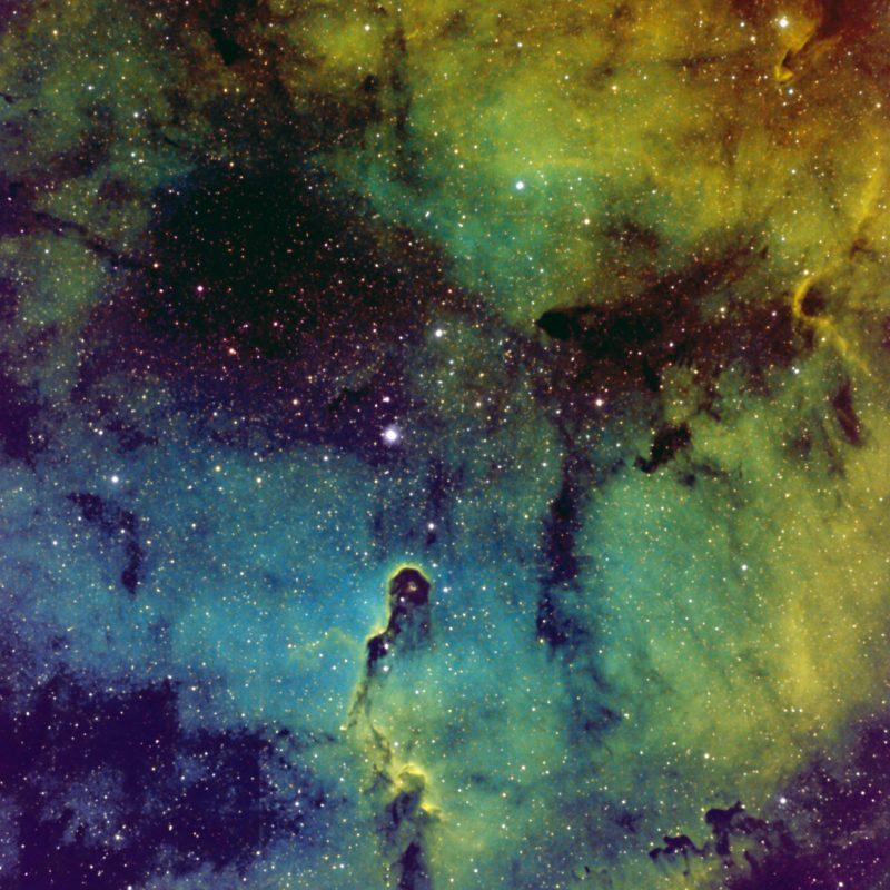 IC1396 Elefantenruessel Nebel scaled 800x800 - Emissionsnebel