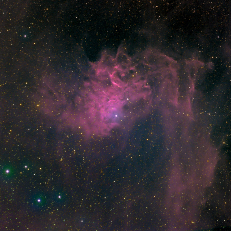 IC405 Flaming Star Nebelpsneu scaled 800x800 - Emissionsnebel