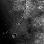 Krater Copernicus Eratosthenes und Archimedes v.u.n.o. sowie Montes Appeninus ps neu 150x150 - Astrophotographie