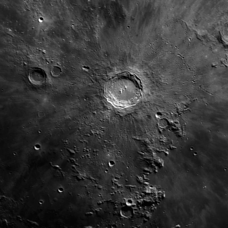 Krater Copernicus groesser1 scaled 800x800 - Mond