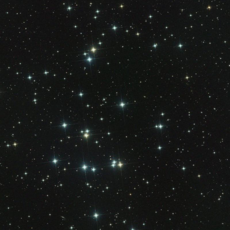 M44 Krippe1 scaled 800x800 - offene Sternhaufen