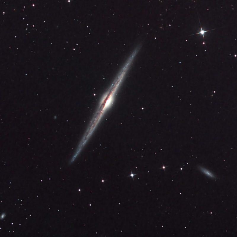 NGC4565 Nadelgalaxis scaled 800x800 - Galaxien