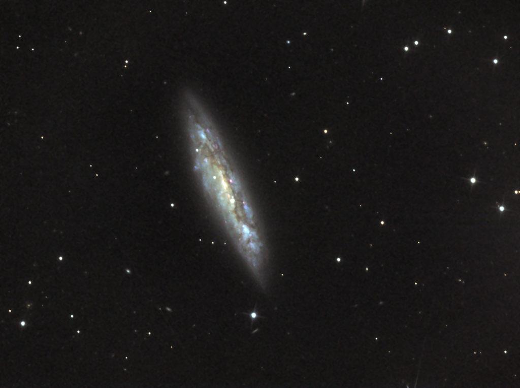 M 108 Spiralgalaxisps 1024x764 - Galaxis M 108