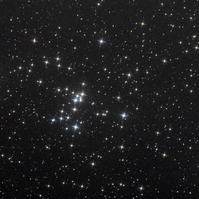 NGC2281 oSH scaled 800x800 - offene Sternhaufen