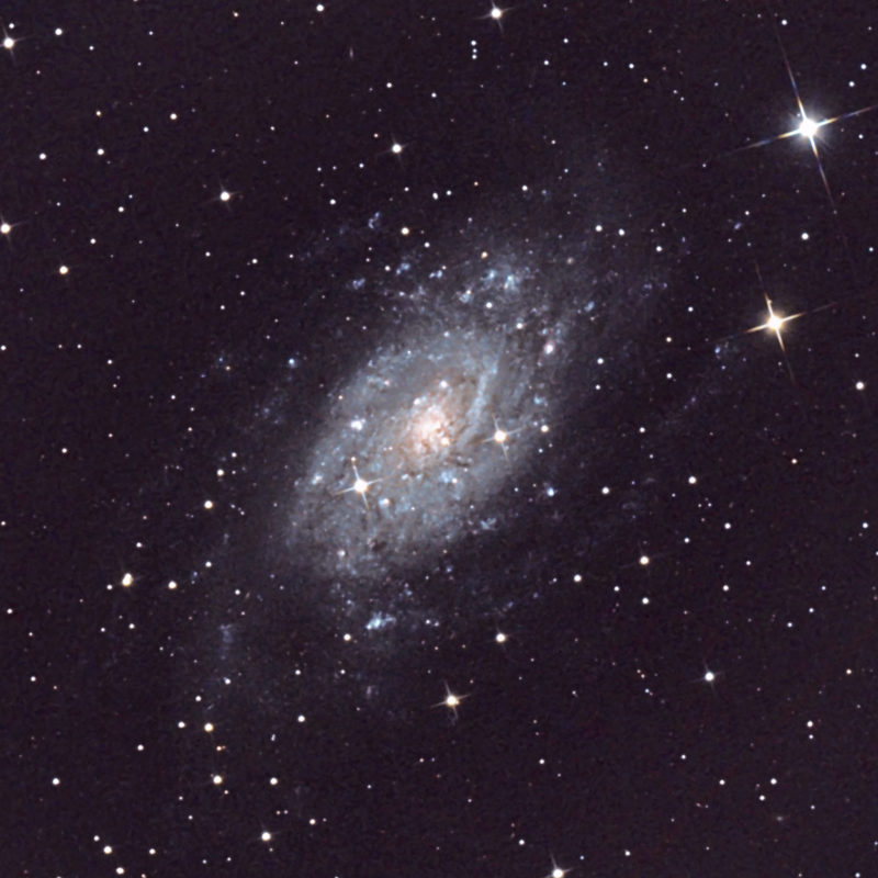 NGC2403 Galaxis scaled 800x800 - Galaxien