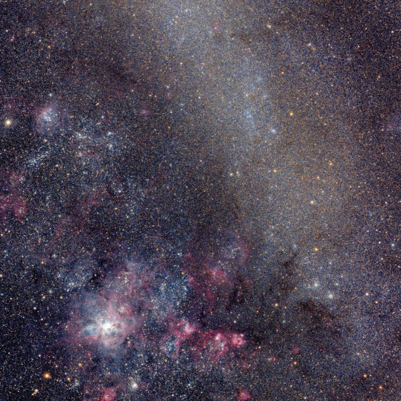 Grosse Magellansche Wolkebearebeitet scaled 800x800 - Galaxien der SH
