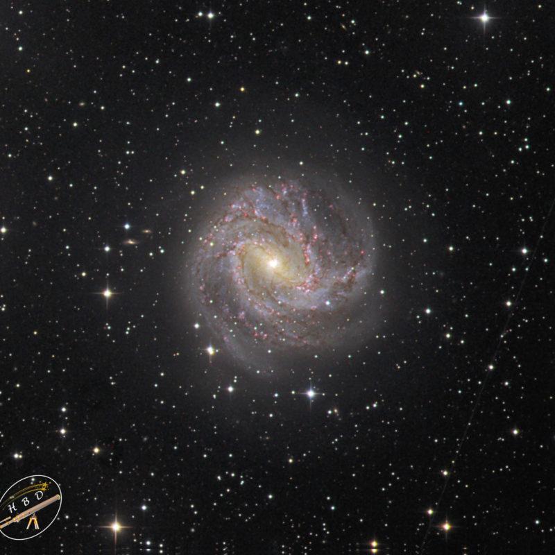 M83 suedl. Feuerradgalaxiebearbe scaled 800x800 - Galaxien