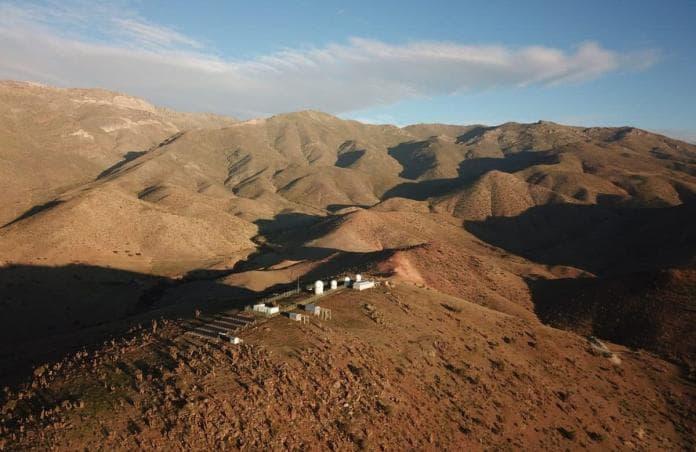 Observatory Chile min - Telescope Live