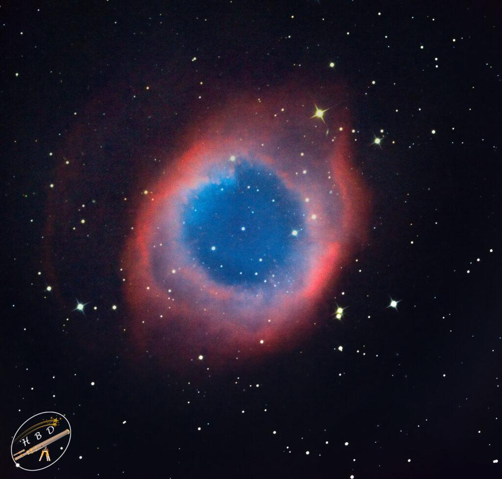 Bild auswechseln NGC7293 Helix Nebelbearbeitetneu 1024x977 - Helix-Nebel