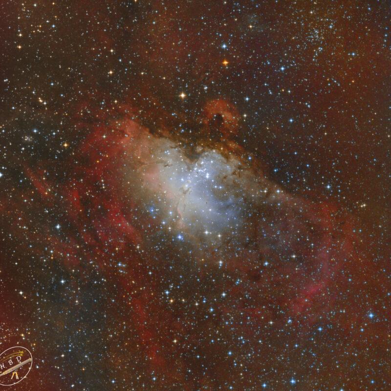 M16 Adlernebel RGBbearbeitet scaled 800x800 - Messier-Katalog