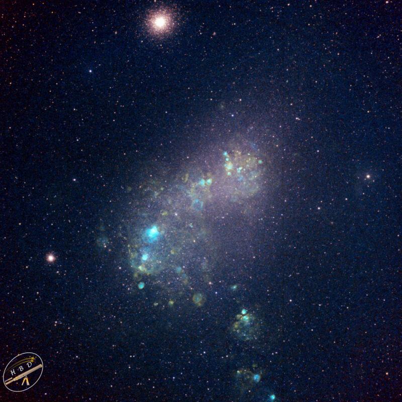SMC Small Magellanic Cloud scaled 800x800 - Galaxien der SH